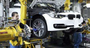 BMW Plant Factory - BMW Serie 3 F30