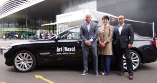 BMW Art Basel