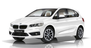 BMW Serie 2 Active Tourer Fashionista Japan