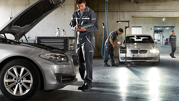 BMW N47 - BMW-Service-Inclusive-Packages