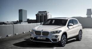 BMW X2M 2017