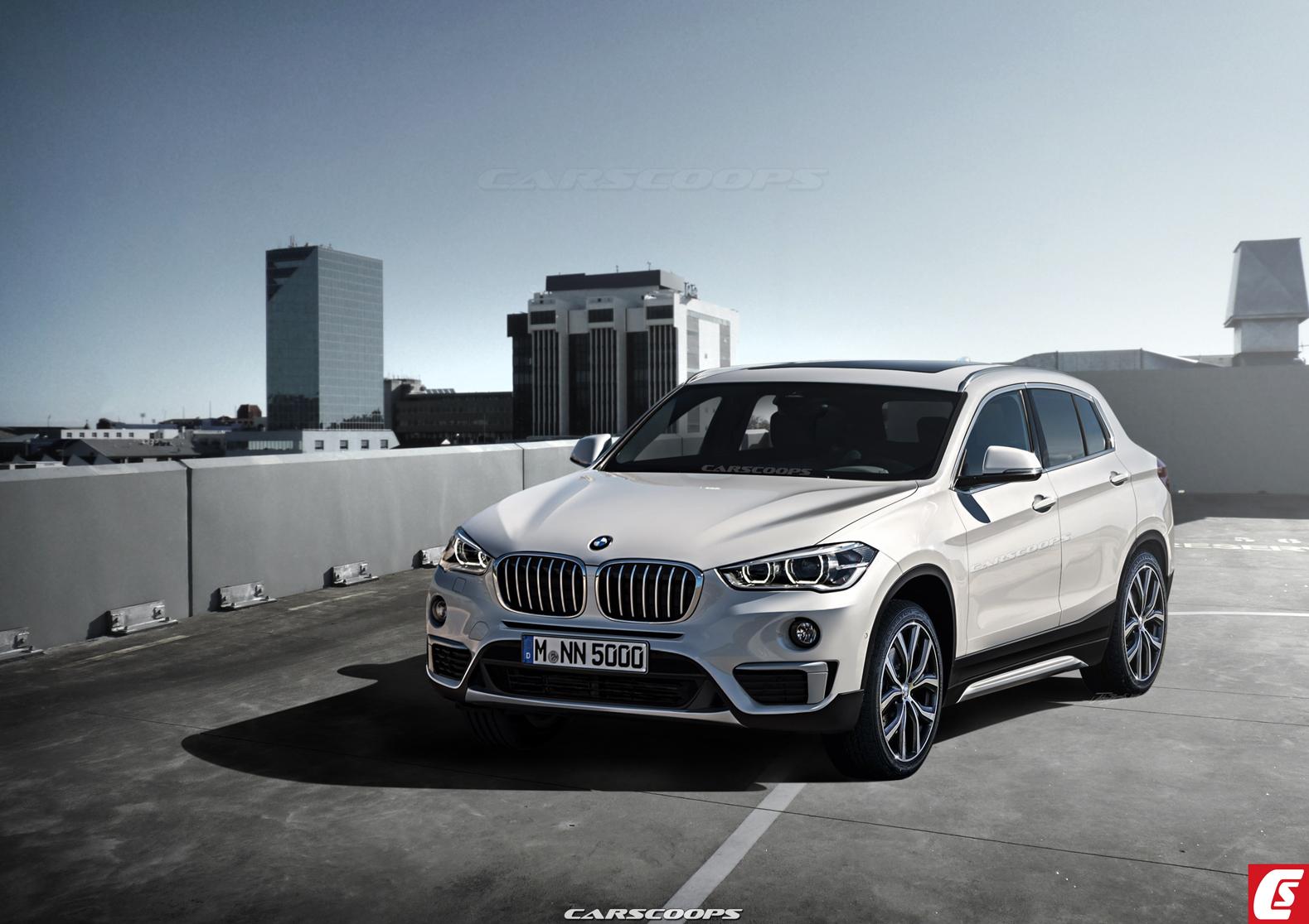 BMW X2M: pronta anch'essa al debutto - BMWpassion blog