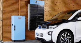 BMW i Battery Storage BMW i3