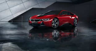 BMW i8 Celebration Edition Protonic Red BMW Japan