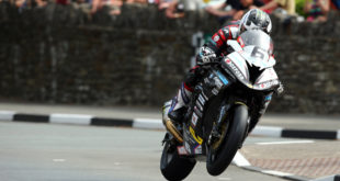 Isle of Man BMW Motorrad Tourist Trophy 2016