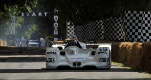 Parata dei Campioni - Goodwood BMW Festival of Speed 2013
