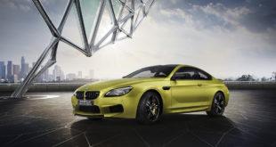 BMW M6 Celebration Edition