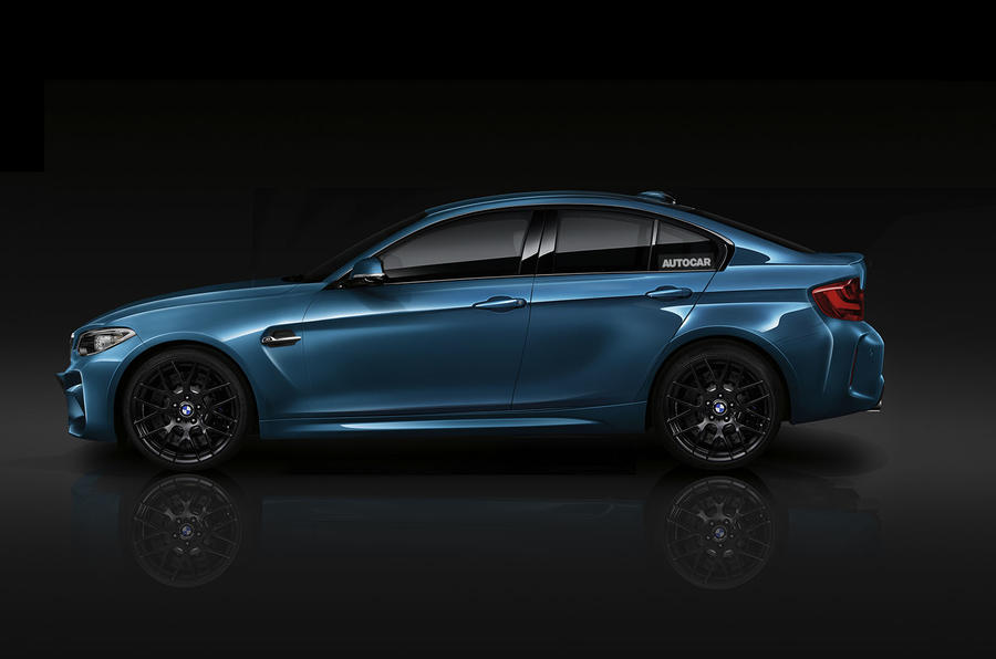 BMW M2 Gran Coupè - BMW M2 GC
