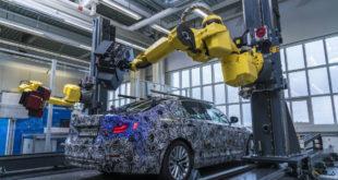Dingolfing plant - BMW Serie 5 G30