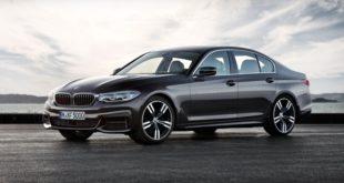 BMW Serie 5 G30 render