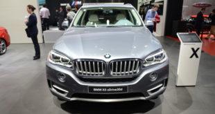 BMW Diesel BMW X5 xDrive35d US-Spec