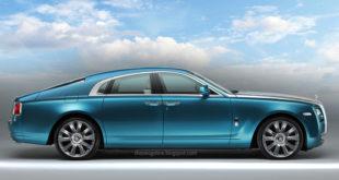 Rolls Royce Wraith Shadow