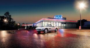 BMW 507 Roadster - Elvis Presley