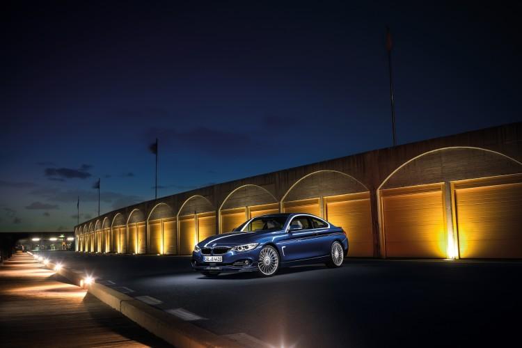 Alpina B4 BiTurbo - Alpina BMW B4 BiTurbo