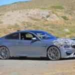 BMW M4 LCI F82 Spy