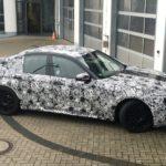 BMW M5 F90 Nurburgring test BMW M Center