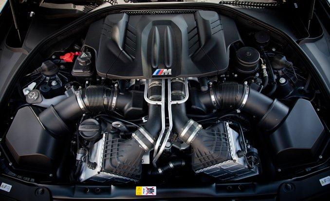 BMW M5 S63TU