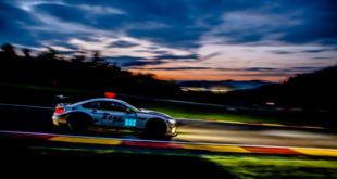 BMW M6 GT3 Spa-Francorchamps