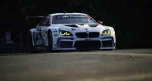 BMW M6 GTLM VIR 2016