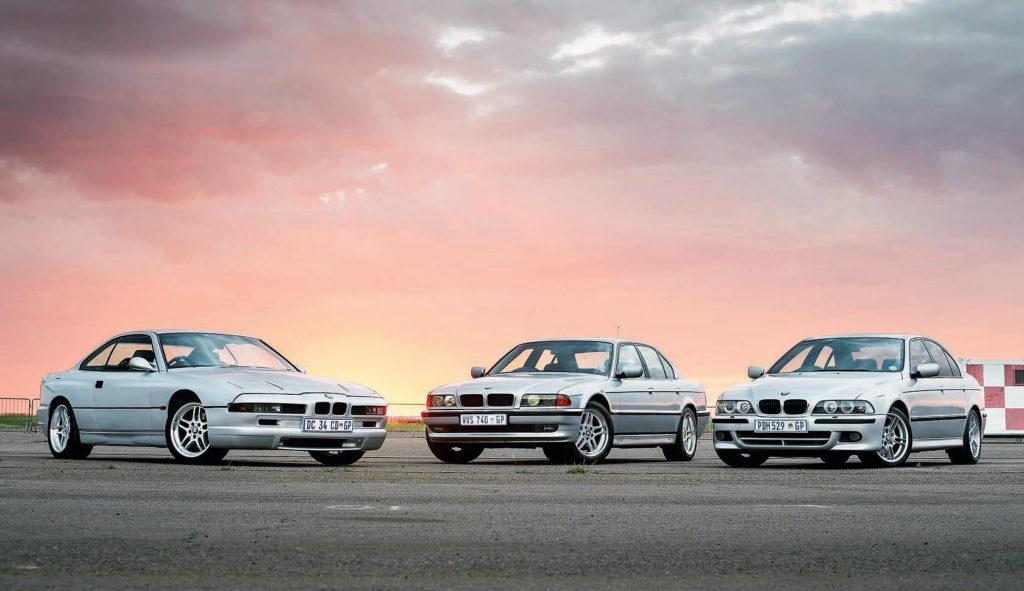 BMW Serie 8 E31