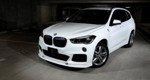 BMW X1 M-Sport F48 3D Design