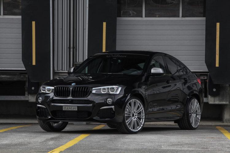 BMW X4 M40i Dähler