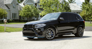 BMW X5M F85 by IND Distribution