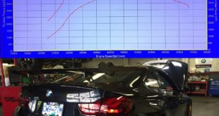 BMW M4 GTS 490 CV WHP