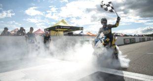 Jordan Szoke BMW S 1000 RR BMW Motorrad Race Trophy 2016