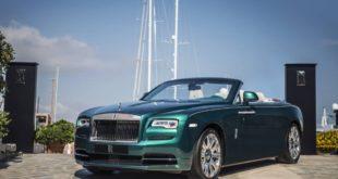 Rolls Royce Dawn Porto Cervo Edition