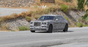 Rolls Royce Phantom VIII Spy