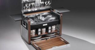 Rolls Royce Phantom Zenith Collection 2016 - Cesta Picnic
