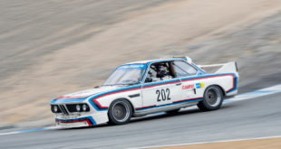 BMW Monterey Car Week 2016
