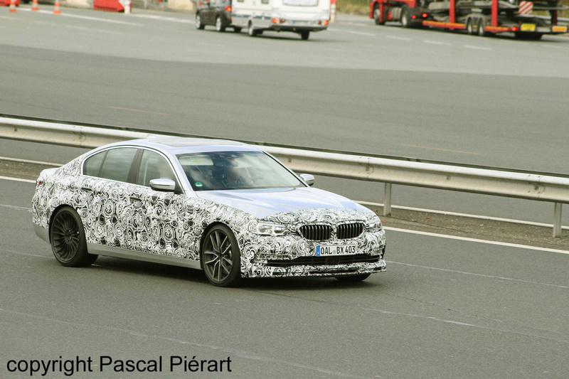 Alpina BMW B5 BiTurbo