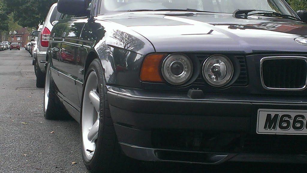 BMW 540i Touring E34