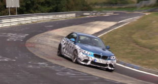 BMW M2 CS Nurburgring