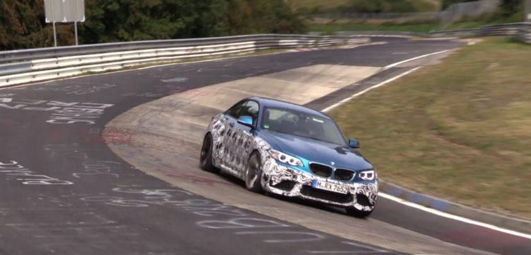 BMW M2 CS Nurburgring