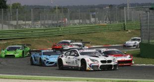 BMW M6 GT3 - Vallelunga