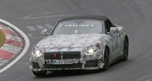 BMW Z5 G29 Spy