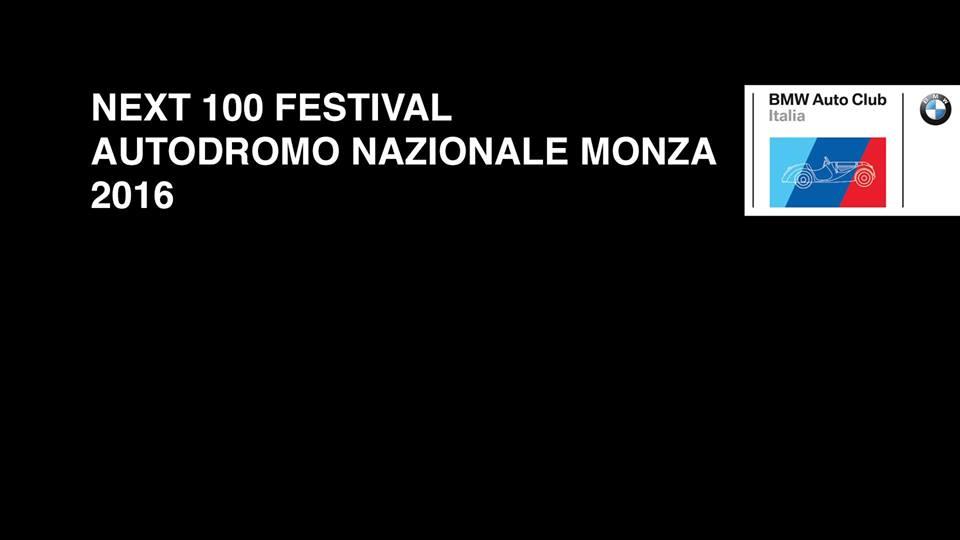 BMWPassion Virtual Club NEXT 100 Festival