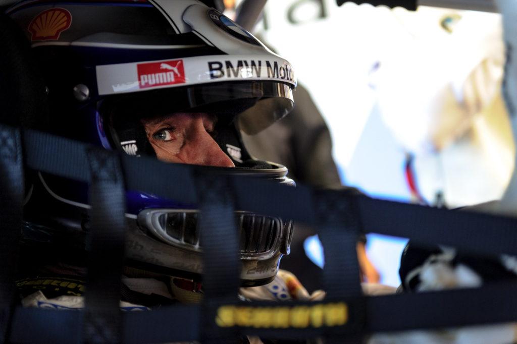Alex Zanardi Mugello Test 2016 - BMW M6 GT3