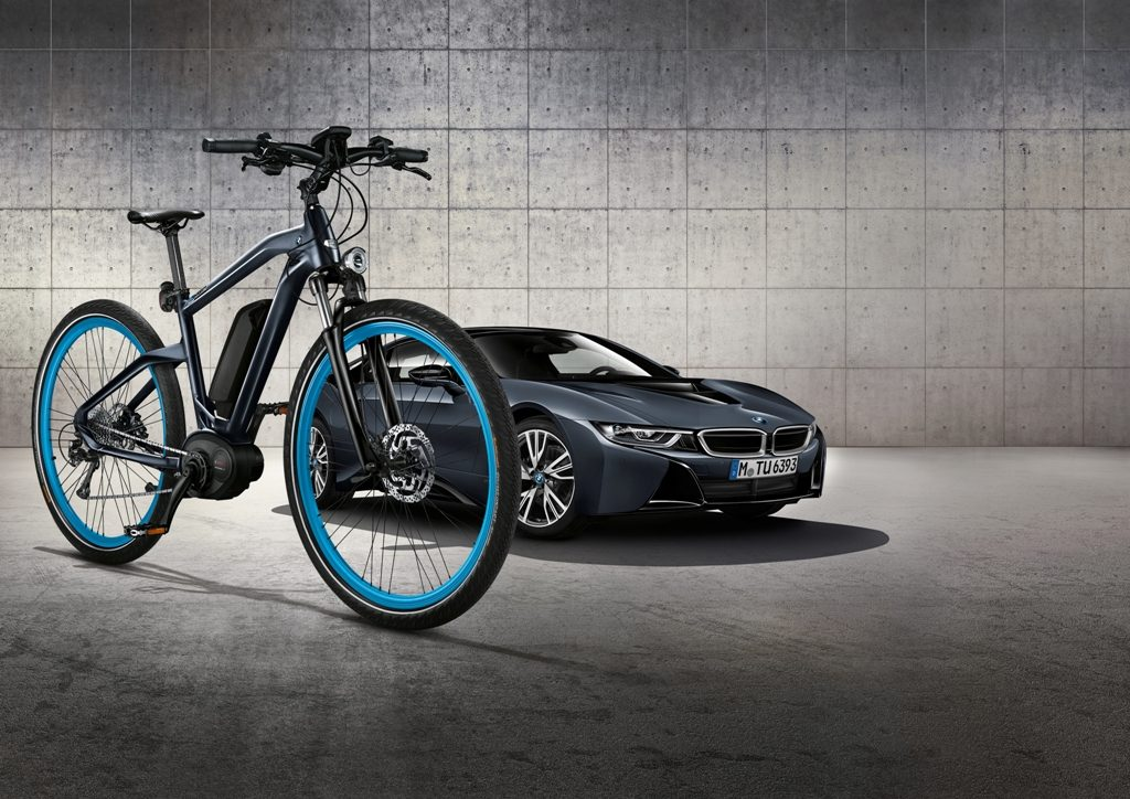 BMW Cruise Bike e-Limited Edition