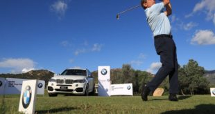 BMW Golf Cup International 2016