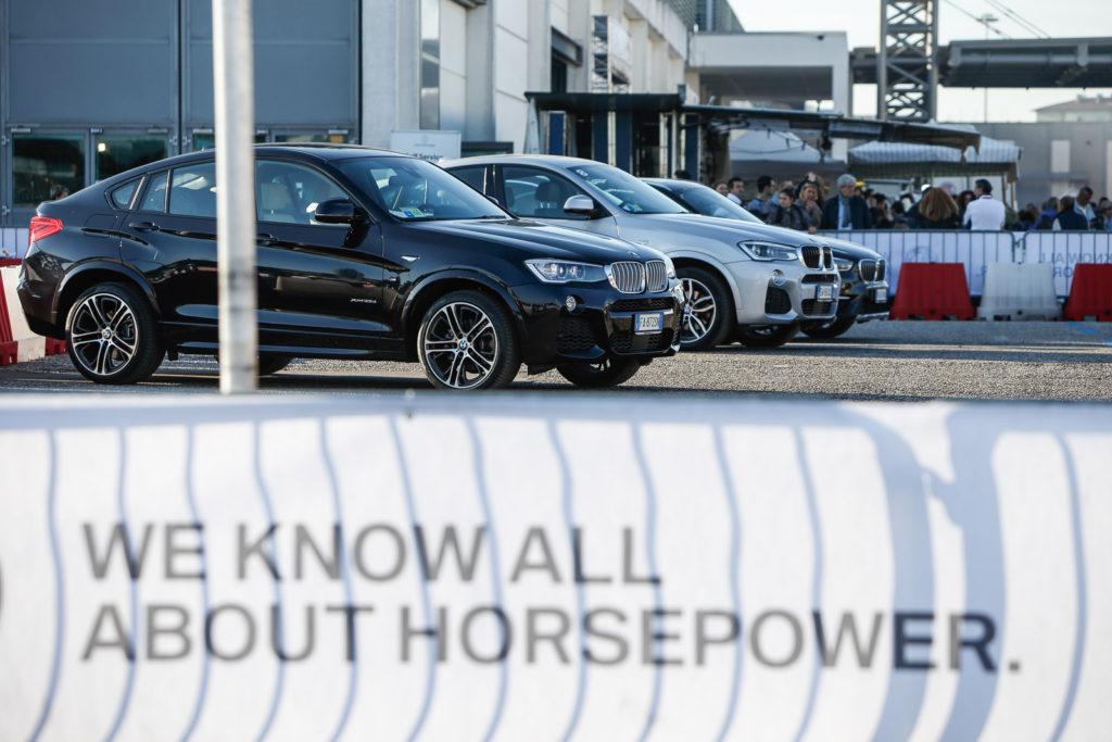 BMW Italia FieraCavallo VeronaFiere 2016