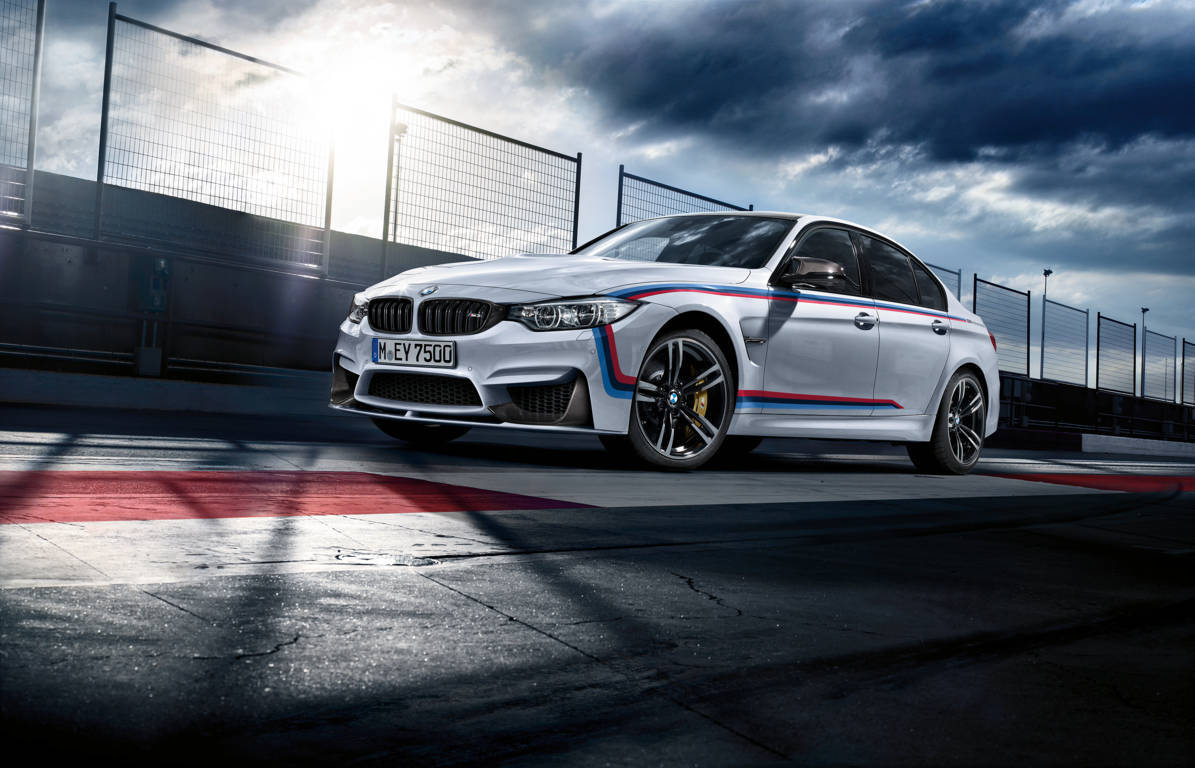 BMW M Performance Parts - BMW M4