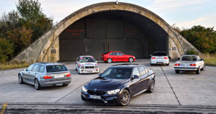 BMW M3 30 Years of M3