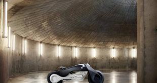 BMW Motorrad Vision NEXT 100 Concept