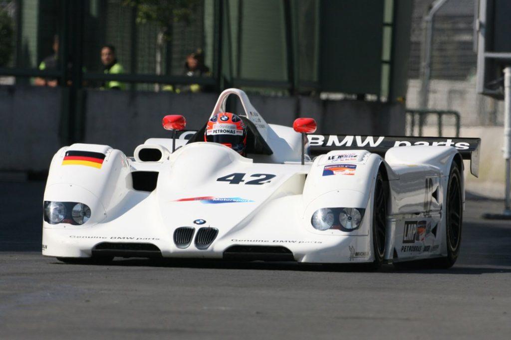 BMW Motorsport V12 LMR
