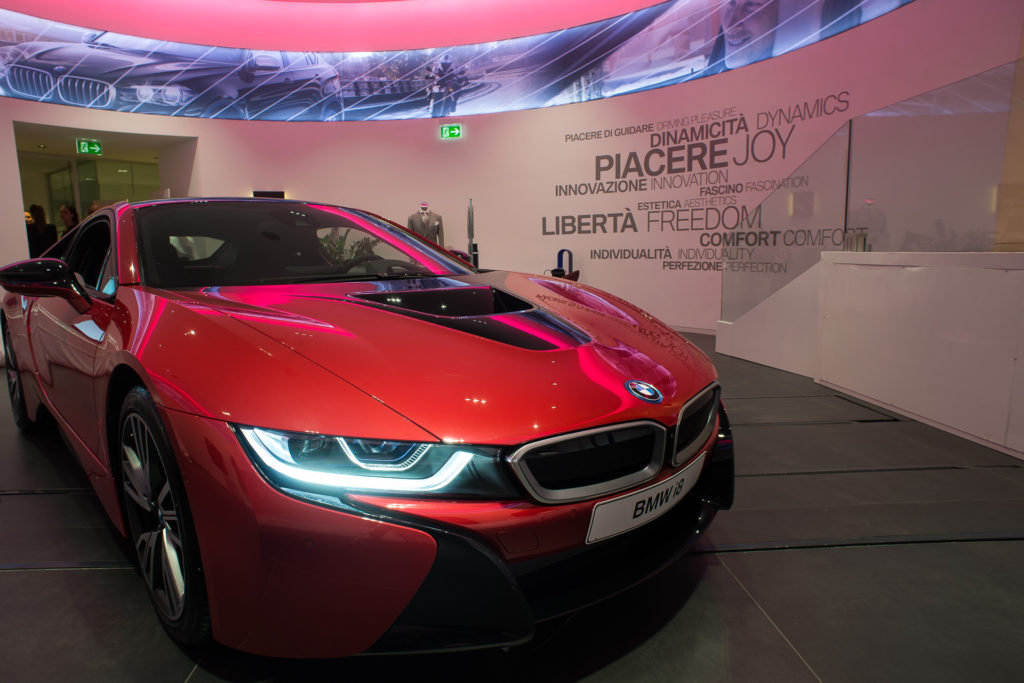 BMW ROMA NEXT 100