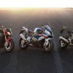 BMW S 1000 R - BMW S 1000 RR - BMW S 1000 XR